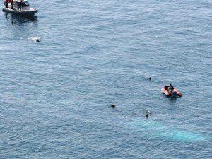 İzmirde tekne battı: 20 ÖLÜ