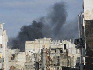 Suriyede ölü sayısı 173e yükseldi
