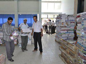 35 bin öğrenciye 503 bin kitap dağıtılıyor