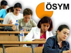 """Sınavın iptali söz konusu değildir"""""""