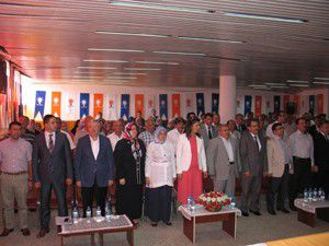 AK Parti Hadim Danışma Meclisi toplandı