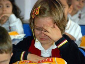1. sınıflar bugün okullu oldu