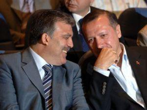 Gül ve Erdoğan rekabeti