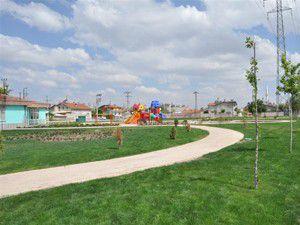 Merama 25 yeni park