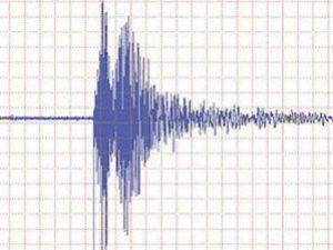 Akdenizde 5.5 şiddetinde deprem!
