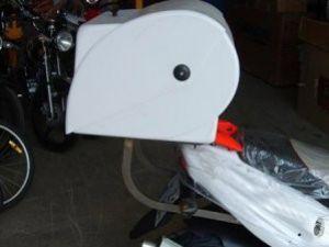 Motosikletlere Bagaj Düzenlemesi
