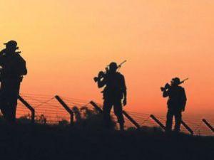 7 komando taburu ile operasyon başlatıldı
