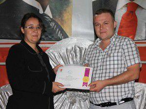 Siyaset Akademisi Beyşehirde mezun verdi