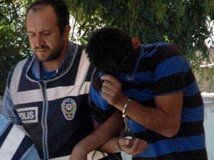 Polise sahte kimlik gösterdi, tutuklandı