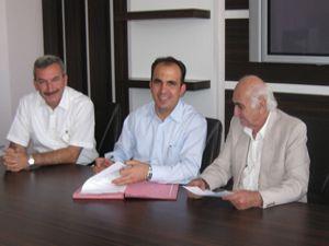 'Umut Evleri' projesi için ilk imzalar atıldı