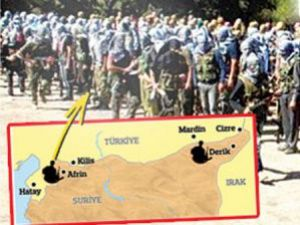 İşte PKKnın Paralı Askerleri
