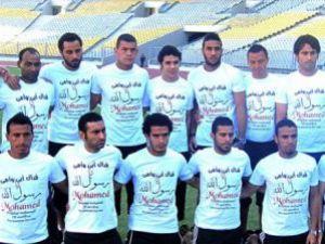 Mısırlı Futbolculardan Filme Tepki