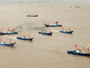 Çinden Balıkçı Taktiği