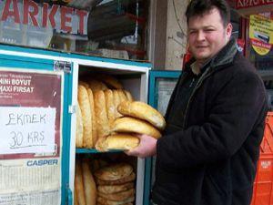 Ekmeğe dokunmak ARTIK yasak!
