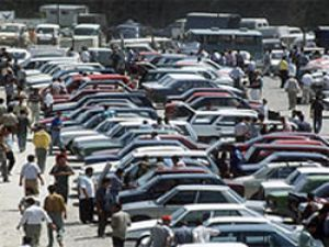2. el otomobilde Ramazan bereketi
