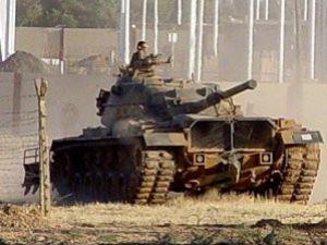 Tanklar ilçeye yaklaştı iddiası