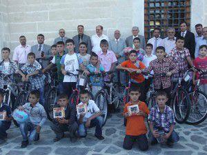 Karapınarda Haydi Çocuklar Camiye kampanyası