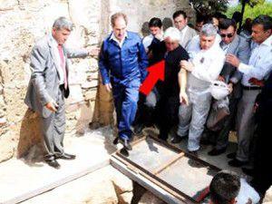 Kültür Bakanlığı temsilcisi gözaltında!