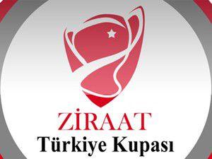 Türkiye Kupasında maç programı belli oldu