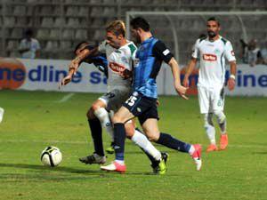 Torku Konyaspor deplasmanda güldü