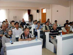 Başkan Altay vatandaşların sorunlarını dinledi