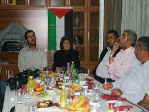 Kudüs'ün kahraman kadın direnişçisi Konya'da