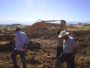 İmam Hatip binası inşaat çalışmaları başladı