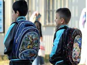Okul çantasında kanser tehlikesi