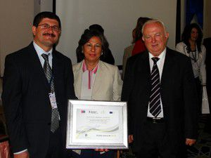 2012 Avrupa Dil Ödülü Büyükkoyuncu Kolejinin