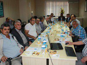 Akşehirde Lisanslı Depoculuk semineri