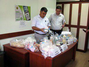 Ereğlide 12 işletmeye 67 bin lira ceza