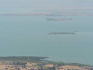 Beyşehir Gölü adaları turizme kazandırılacak