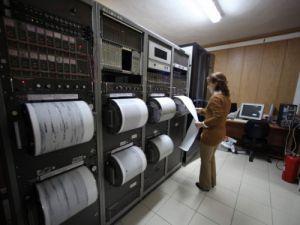 Kırşehirde 4,5 büyüklüğünde deprem