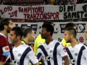 Trabzonspordan F.Bahçeye gönderme