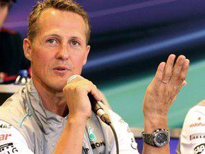 Michael Schumacher emekli oluyor