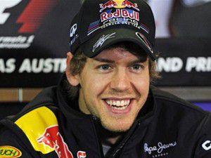 Japonyada ilk cep Vettelin!