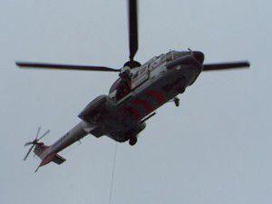 Helikopter Suriye ordusu tarafından düşürüldü