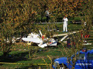 THKya ait eğitim uçağı düştü