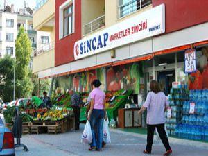 Sincap Marketten iki yeni şube