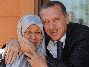 Erdoğanın annesi için mevlit okutuldu
