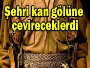 4 PKK bombacısı yakalandı