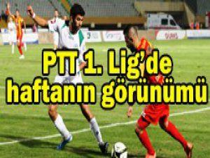 PTT 1. Ligde 6. haftanın panaroması