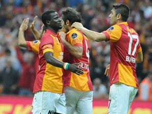 En düşük puanlı lider Galatasaray