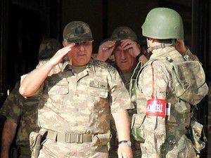 Askeri birliklerde inceleme