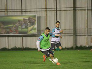 Samsunspor maçının hazırlıkları başladı