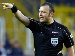 Samsunspor maçını Tolga Özkalfa yönetecek