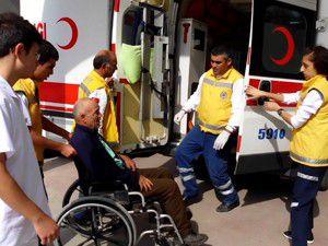 Seydişehirde bıçaklı kavga: 3 yaralı