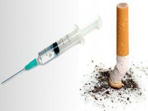 Sigara bıraktıran Aşı