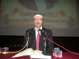 Akşehirde Camiler ve Din Görevlileri Haftası