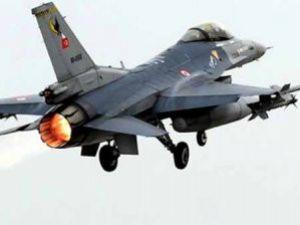 Jetler PKK Kamplarını Bombaladı